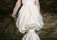 pin on everything bridal Ugliest Wedding Dresses