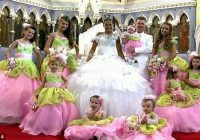 pin on pretty Big Fat Gypsy Wedding Dress