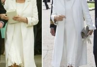 pin on special occasion dresses Camilla Parker Bowles Wedding Dress