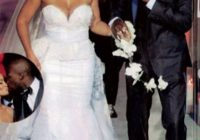 pin on things that make you go hummm Evelyn Lozada Wedding Dress