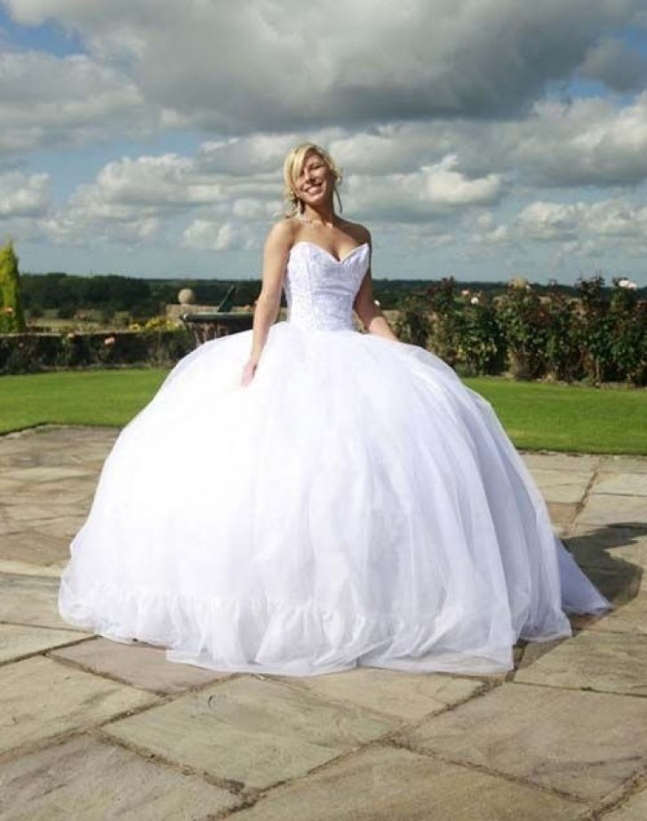 Permalink to 10 Big Poofy Wedding Dresses Ideas