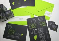 pin sami beaver on type and lettering purple wedding Lime Green And Black Wedding Invitations
