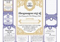 pin vector kh on free graphic template in 2021 the knot Cambodian Wedding Invitation Ideas