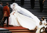 princess dianas wedding dress elizabeth emanuel daily Dianas Wedding Dress