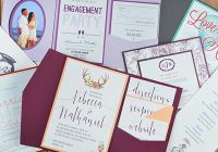print your own designs you upload we print cards pockets Upload Your Own Wedding Invitation Design