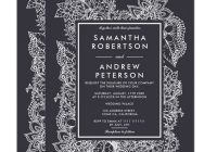 printable floral rose gold geometric personalized wedding invitation Personalized Wedding Invitations With Pictures