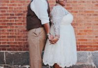 purple and gold annapolis courthouse wedding courthouse Plus Size Rockabilly Wedding Dresses