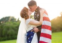 real wedding military tribute from diy to dress blues Army Dress Blues Wedding
