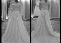 redesigns the gilded thimble Wedding Dress Redesign