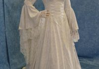renaissance medieval handfasting wedding dress fairy custom Handfasting Wedding Dresses