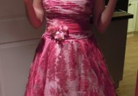 rewearing my dress what color to dye it and how much to Dyeing Wedding Dress