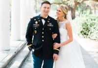 romantic military wedding at forsyth park savannah georgia Wedding Dresses Savannah Ga