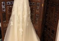 rosa clar ivory tulle lace two exuberante formal wedding dress size 4 s 71 off retail Rosa Clara Wedding Dresses s