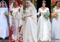 royal wedding dresses the most iconic gowns in history from Camilla Parker Bowles Wedding Dress