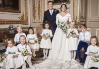 royal wedding princess eugenie and jack brooksbank release Eugenia Wedding Dress