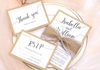rustic wedding invitations with burlap lace belly band and twine kraft paper country weddings handmade ws057 Invitations Weddings