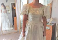 sarahs heirloom redesign Wedding Dress Redesign