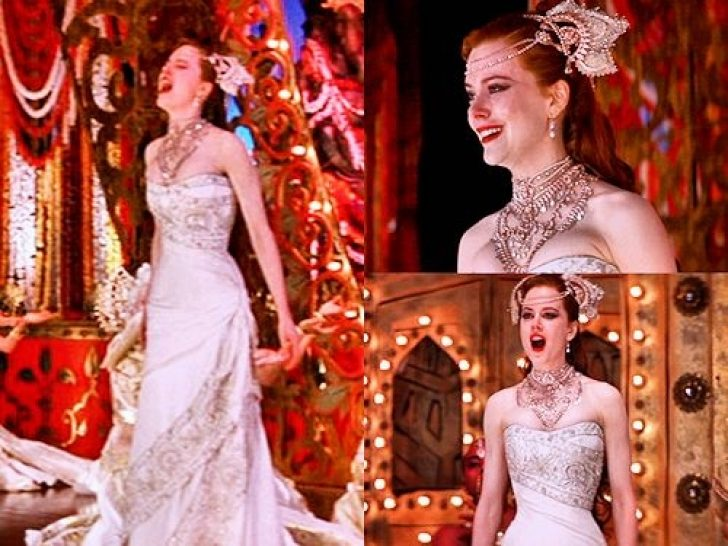 Permalink to 11 Moulin Rouge Wedding Dress Gallery