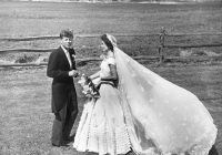 see new details of jackie kennedys wedding dress in Jackie Kennedy Inspired Wedding Dress