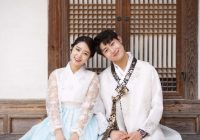 seoul traditional korean attire hanbok rental Hanbok Wedding Dress