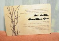 share your non traditional wording on your invites Non Traditional Wedding Invites