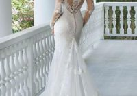 sincerity bridal ivorynude 3936 feminine wedding dress size 4 s 67 off retail Sincerity Wedding Dress