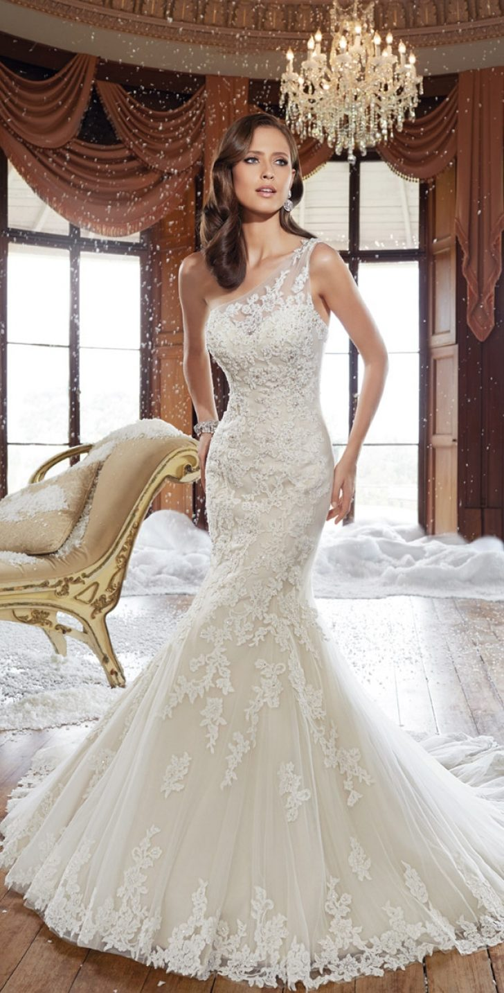 Permalink to Elegant Sophia Tolli Wedding Dress s