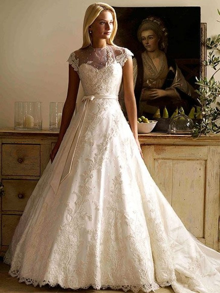 Permalink to Pretty Southern Belle Wedding Dresses