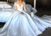 steven khalil custom made 2 piece dress wedding dress on sale Steven Khalil Wedding Dresses s