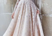 stunning wedding sexy luxury evening appliques evening long sleeves stunning sexy off shoulder white beading bridal dress m5167 Prettiest Wedding Dresses Ever