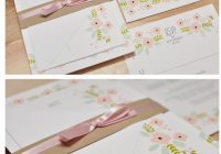 Stylish blog wedding invitations wedding stationery invitations How To Package Wedding Invitations Design
