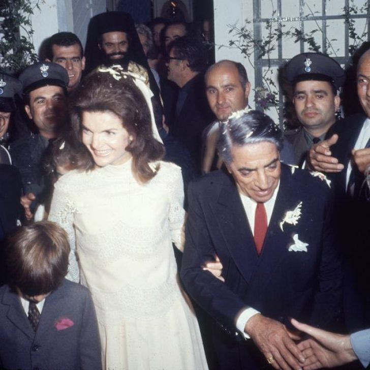 Permalink to Jackie Onassis Wedding Dress Gallery