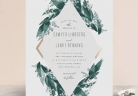 the 12 best websites for wedding invitations of 2020 Designs For Wedding Invitation