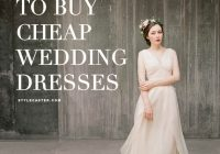 the 13 best places to buy wedding dresses on the cheap buy Reasonably d Wedding Dresses
