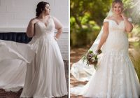 the best bridal salons for plus size wedding dresses in Wedding Dresses For Overweight Brides