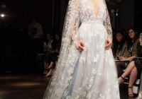 the best of bridal fashion week naeem khan lwd designer Naeem Khan Wedding Dresses