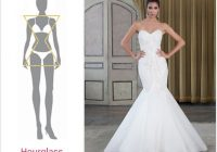 the best wedding dress for your body type bridalpulse Wedding Dresses For Wide Hips