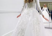 the dress honoring tradition the new york times Orthodox Wedding Dresses