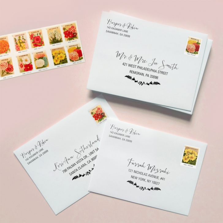 Permalink to Wedding Invitations Address Ideas