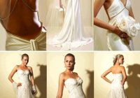 the gold rush wedding dress and mgm wedding dress from amy Amy Michelson Wedding Dresses