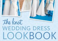 the knot wedding dress look book The Knot Lookbook Wedding Dresses