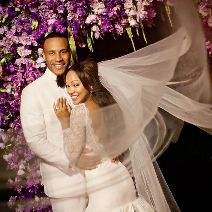 Permalink to Elegant Meagan Good Wedding Dress
