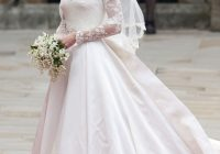 the new controversy surrounding kates wedding dress Princess Kates Wedding Dress