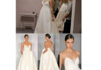 the nightmare sister to katherine heigl in wedding rom com 27 Dresses Tess Wedding Dress