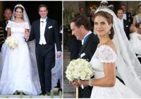 the royal order of sartorial splendor princess madeleines Princess Madeleine Wedding Dress