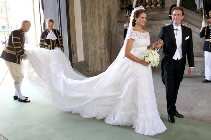 Permalink to 11 Princess Madeleine Wedding Dress Gallery