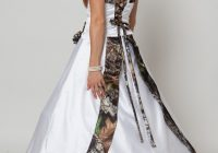 the ten most awesome camo formal wedding dresses for a Mossy Oak Wedding Dresses