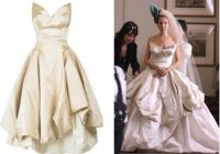 the vivienne westwood wedding dress that carrie bradshaw Carrie Bradshaw Wedding Dresses