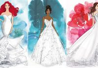 these disney inspired wedding dresses will let you channel Wedding Dresses Des Moines Iowa