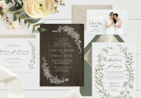 these online wedding invitation ideas will make you forget paper Online Printing Wedding Invitations